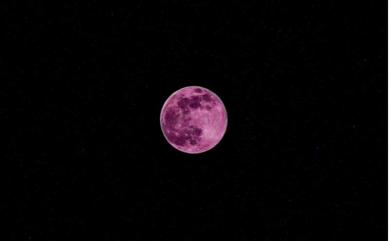 bordeaux lune rose