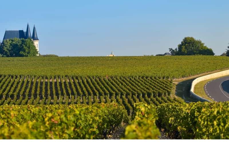 medoc bordeaux vins