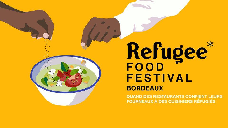 Refugee Food Festival : les restaurateurs confient leurs fourneaux aux réfugiés