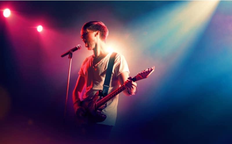 concert chanteur