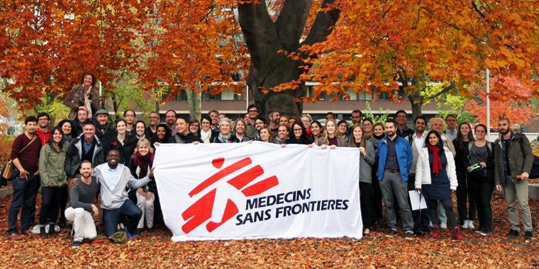 équipe MSF