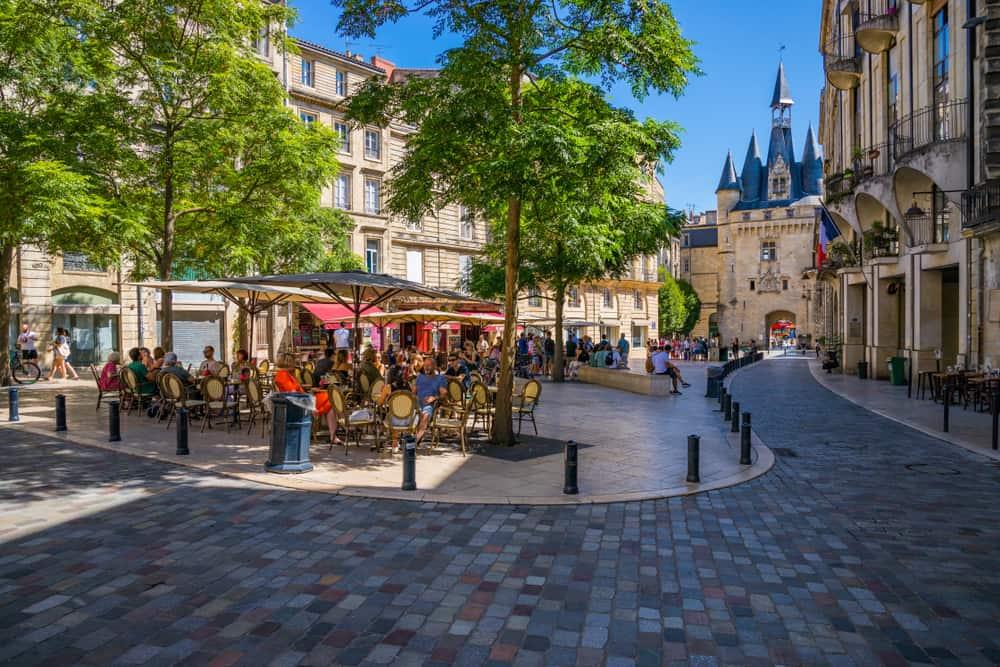 Bordeaux parmi les Villes les Plus Propices à la Détente en France !