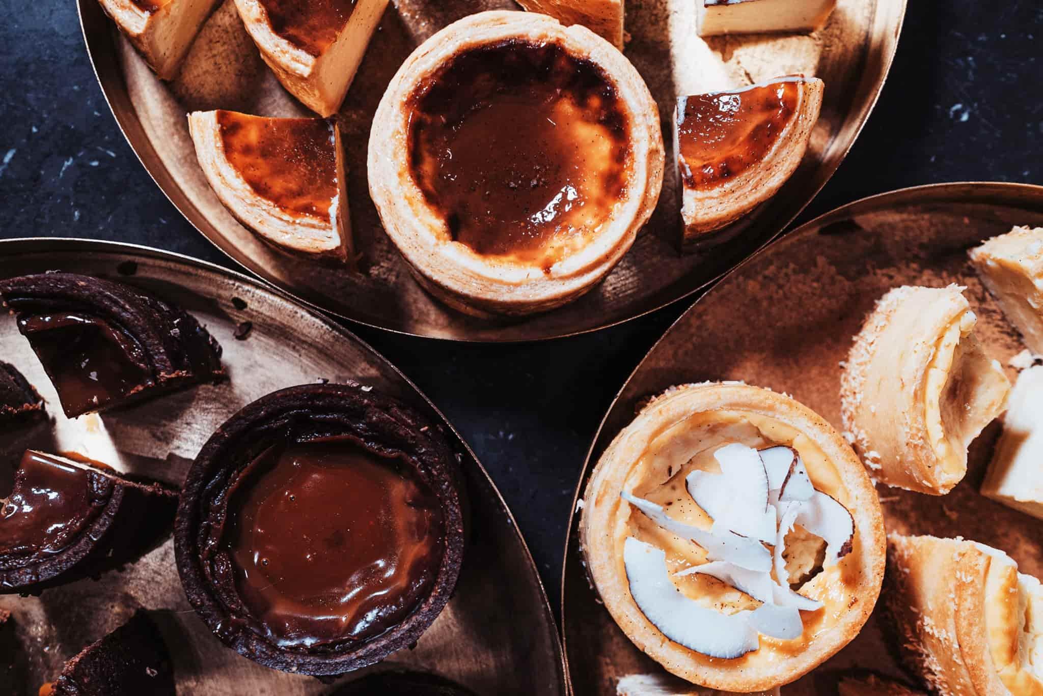 Doucetti : le spécialiste du flan pâtissier vient d'ouvrir une boutique éphémère à Bordeaux